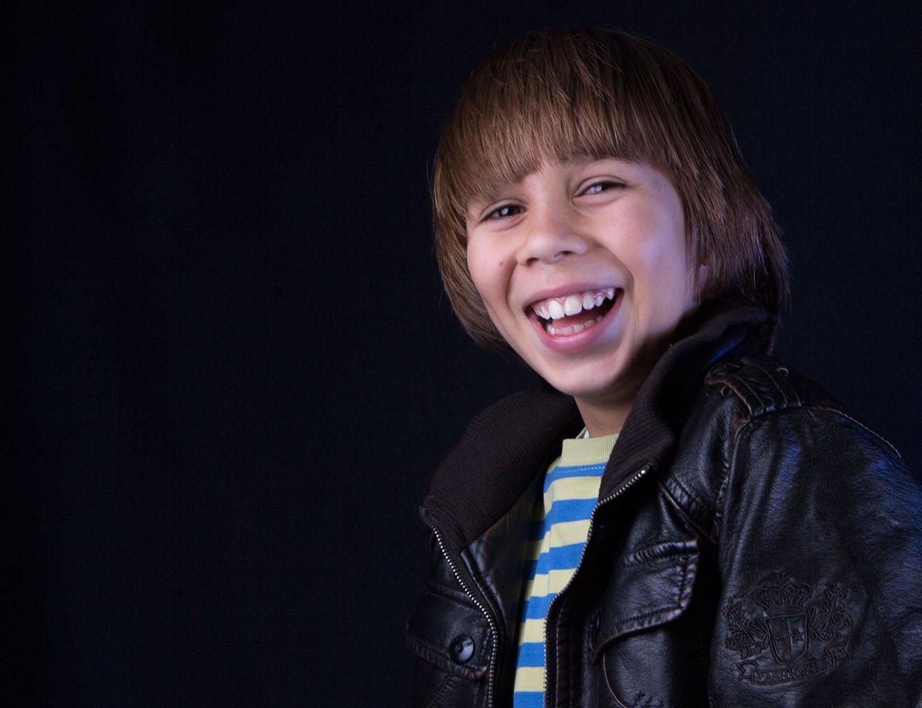 "photo ""SMILE"" tags: portrait, children, happy, smile"