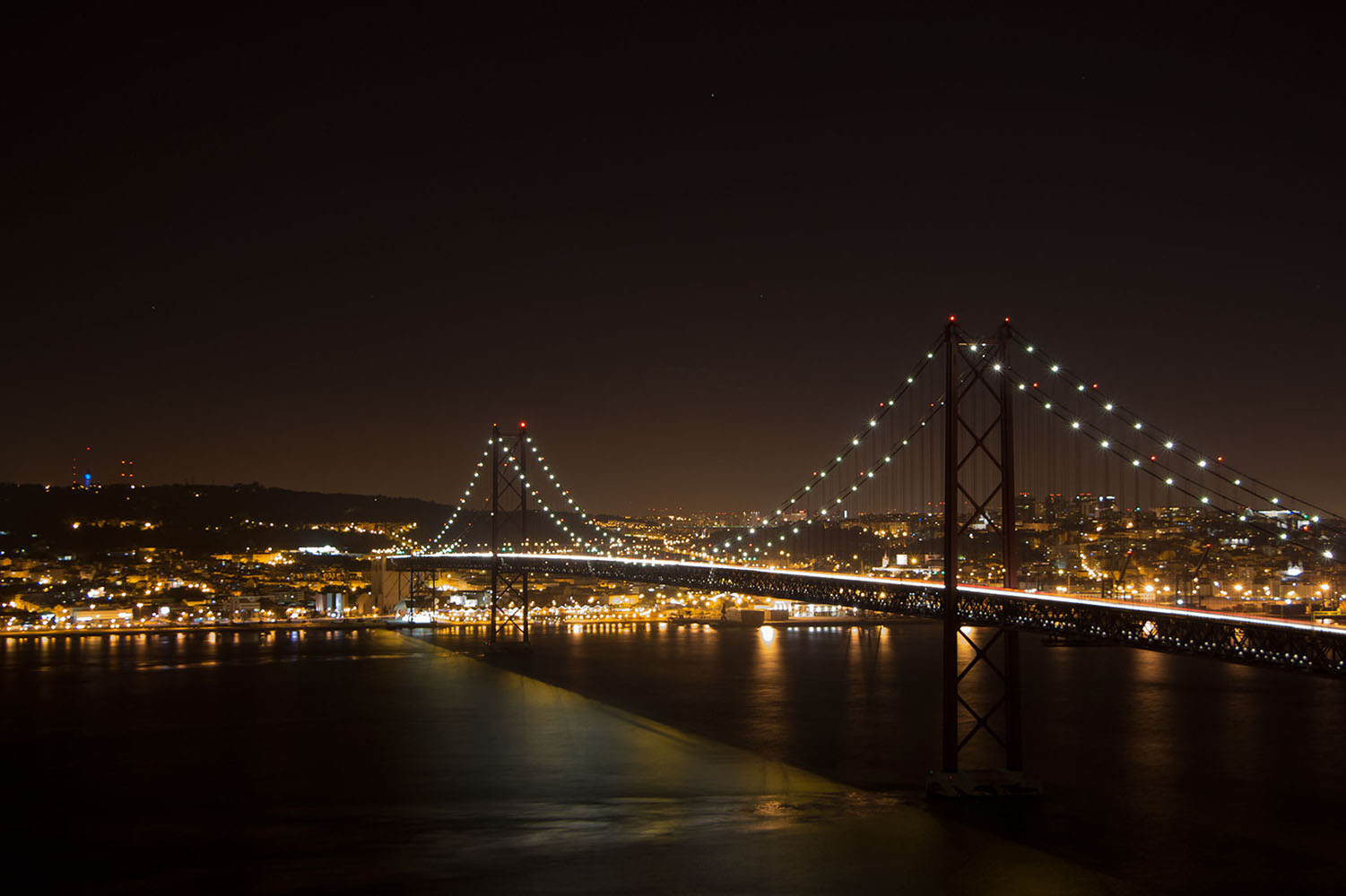 "photo ""Lisbon"" tags: architecture, landscape, travel, Europe, Lisboa, Lisbon, light, night, reflex"
