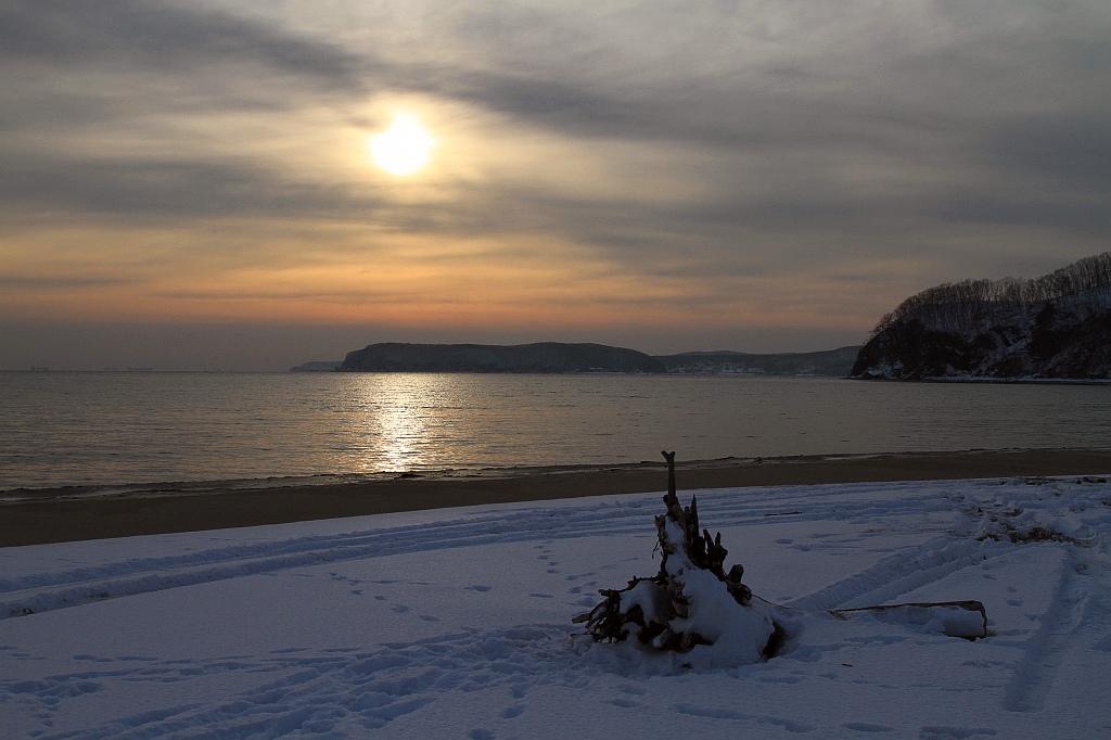 """фото """"К снегу"""" метки: пейзаж,"""