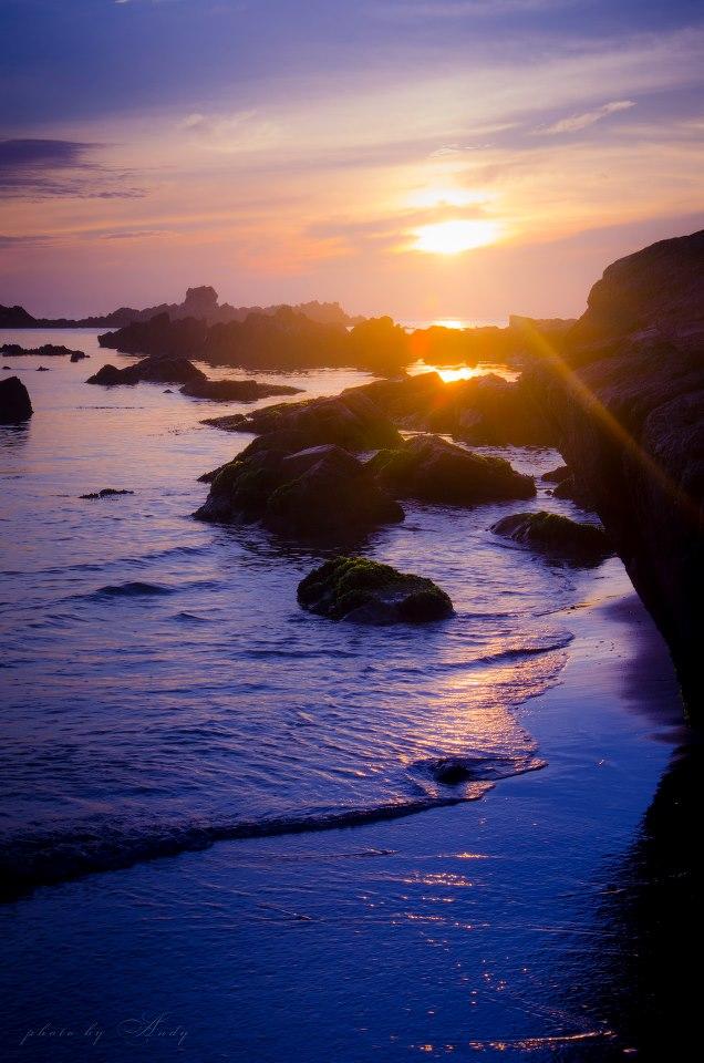 """фото """"Рассвет на японском море"""" метки: пейзаж, природа, море, рассвет"""