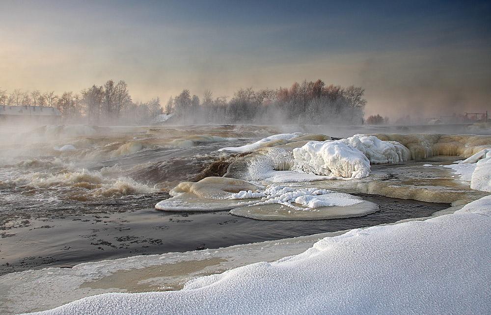 """фото """"Лёд и вода"""" метки: пейзаж,"""
