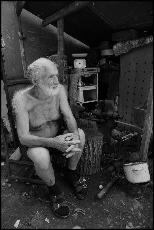 """фото """"Дедушка Энгель..."""" метки: портрет,"""