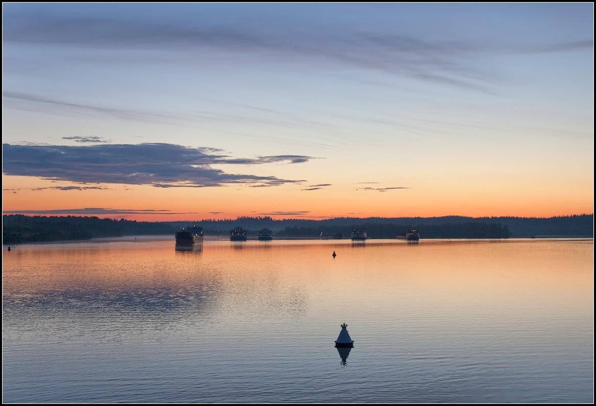 "photo ""Karelia. white Night"" tags: landscape, travel, nature,"