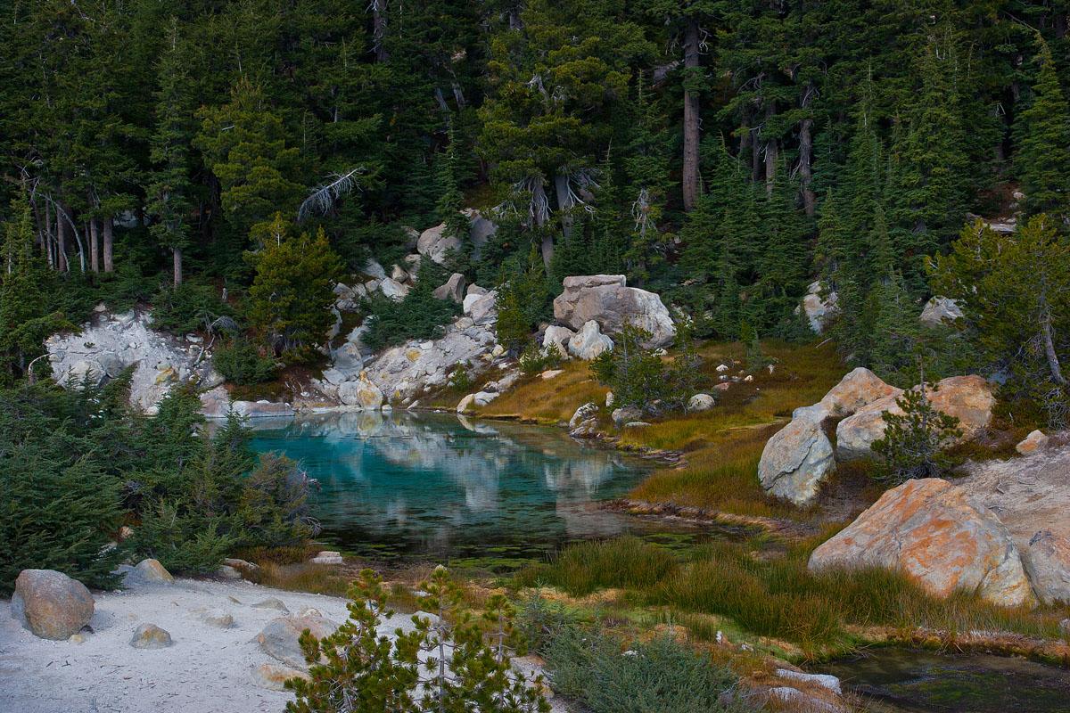 """photo """"Quiet corner"""" tags: landscape,"""