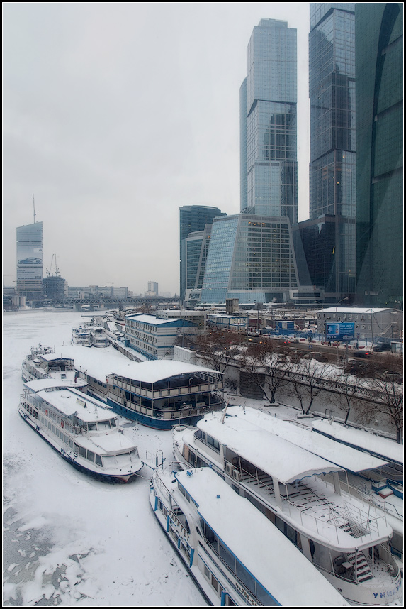 "photo ""Frozen!"" tags: city, architecture,"