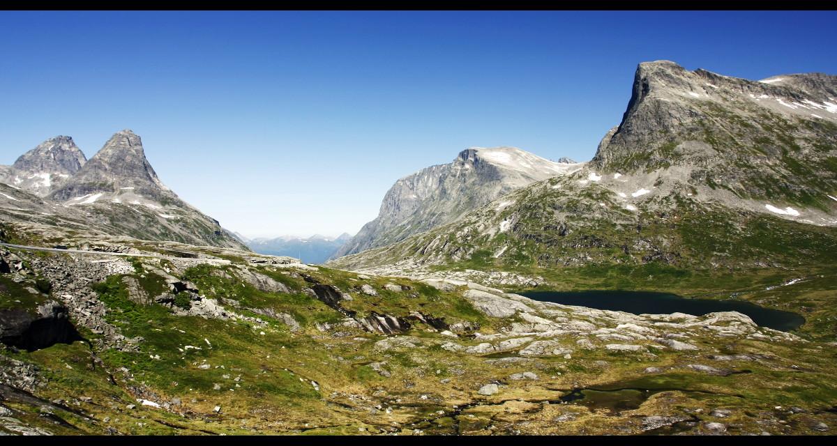 """фото """"По дороге к троллям"""" метки: пейзаж, Norway"""