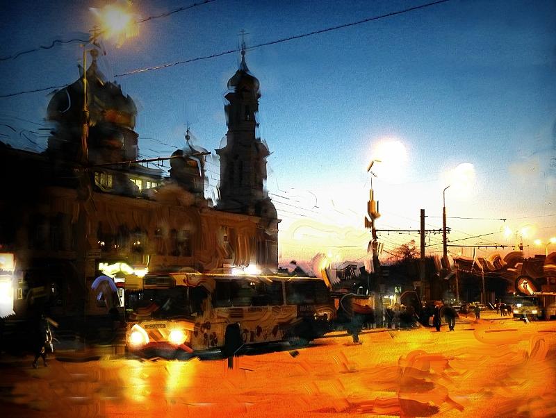"""фото """"Центральный рынок. Ростов"""" метки: ,"""