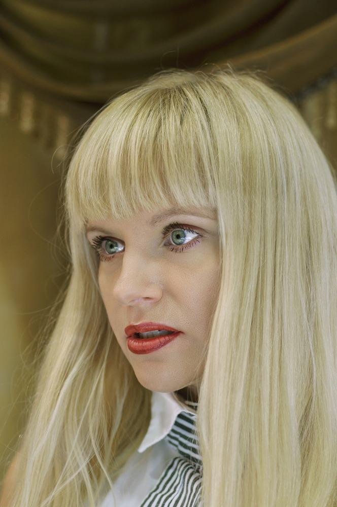 """фото """"Blonde"""" метки: , ретушь"""