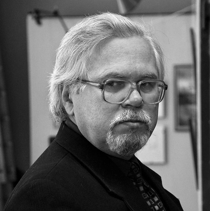 "фото ""В.Гилев, поэт. 2008г."" метки: портрет,"