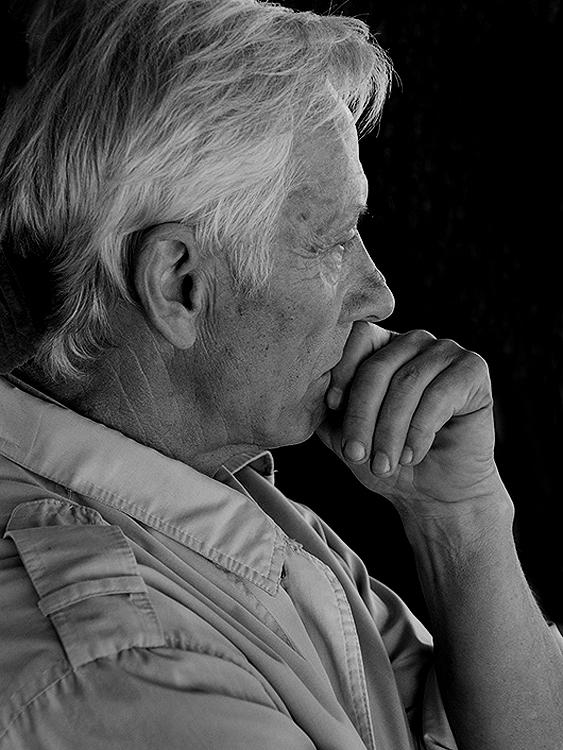 """фото """"Портрет незнакомца. 2009г."""" метки: портрет,"""