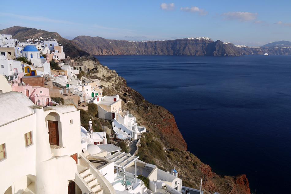 "photo ""Oia"" tags: landscape, travel,"