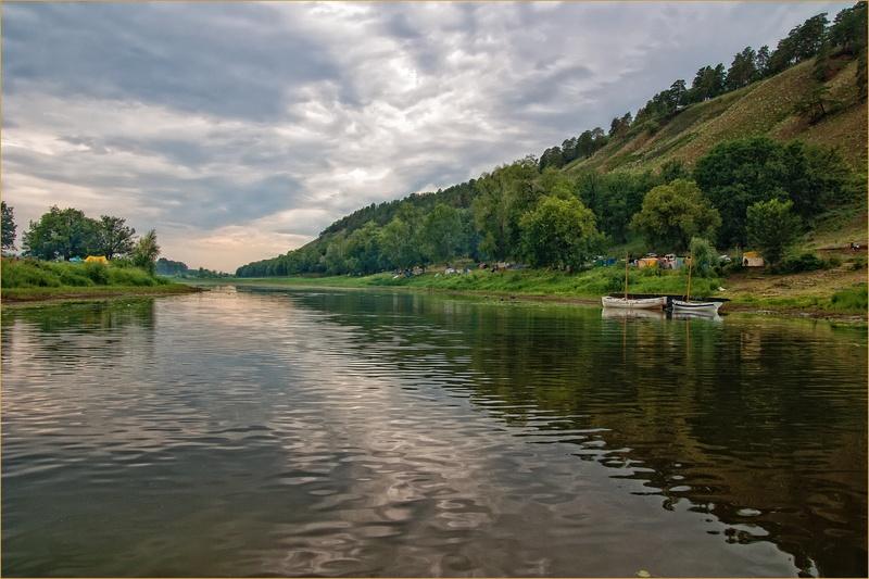 """фото """"Федоровские луга."""" метки: пейзаж, вода"""