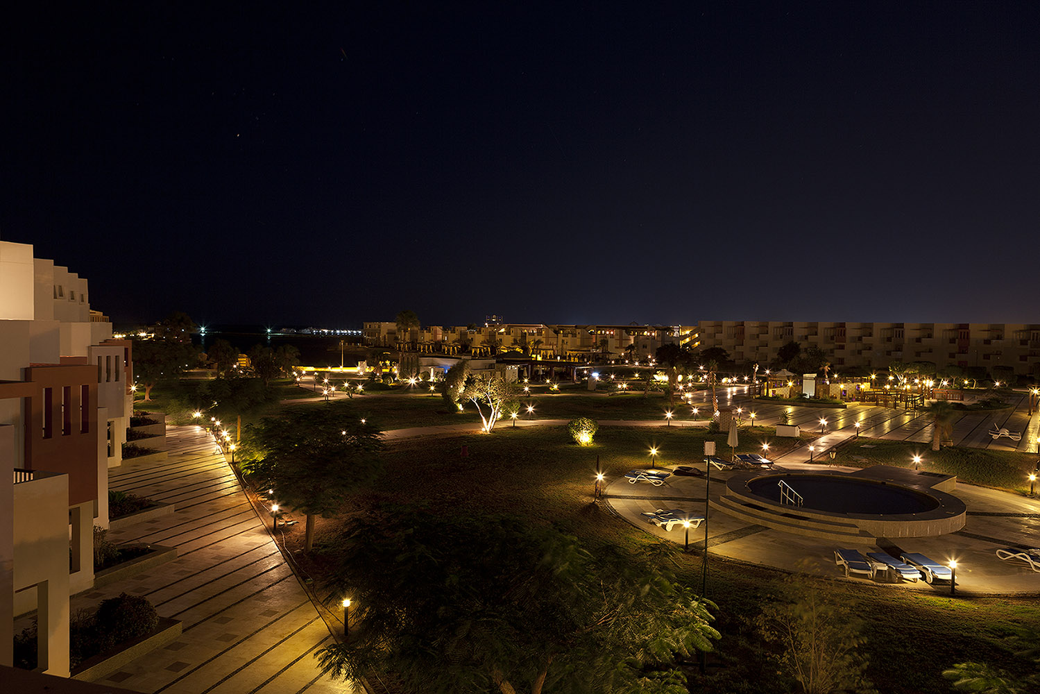"photo ""***"" tags: landscape, architecture, travel, Africa, night"