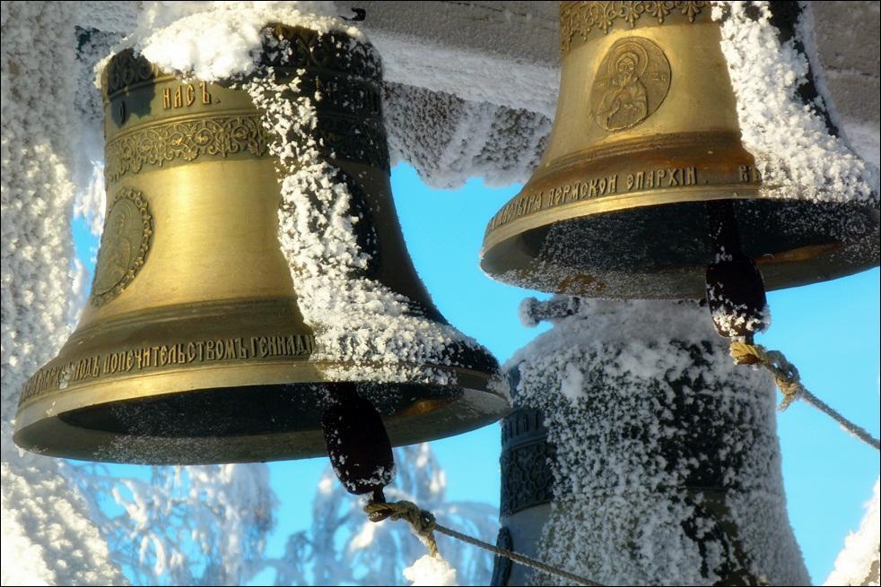 """фото """"Монастырские колокола..."""" метки: макро и крупный план,"""