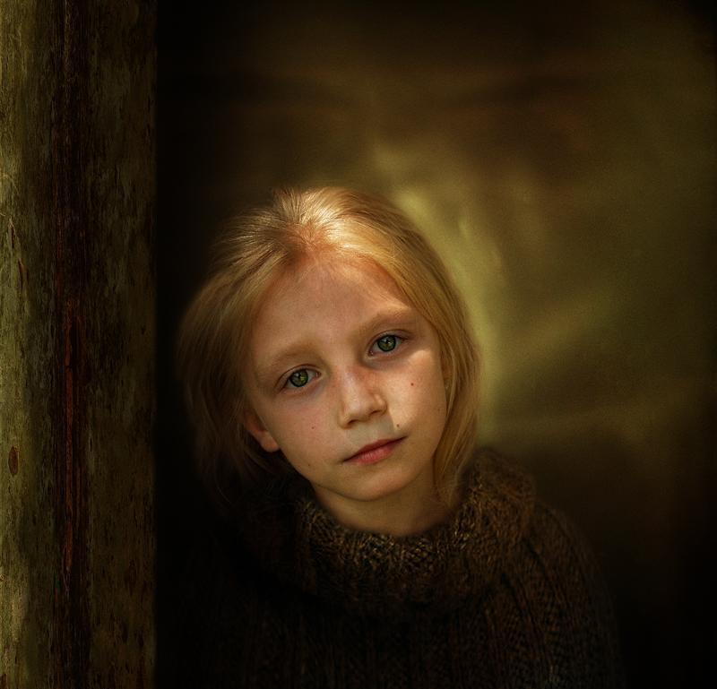 """фото """"Последние осенние деньки"""" метки: портрет,"""