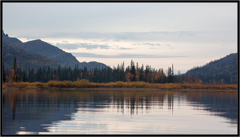 """фото """"Осенняя.."""" метки: пейзаж,"""