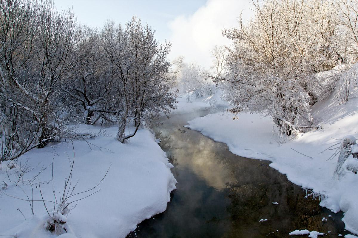 """фото """"Река 2"""" метки: пейзаж,"""
