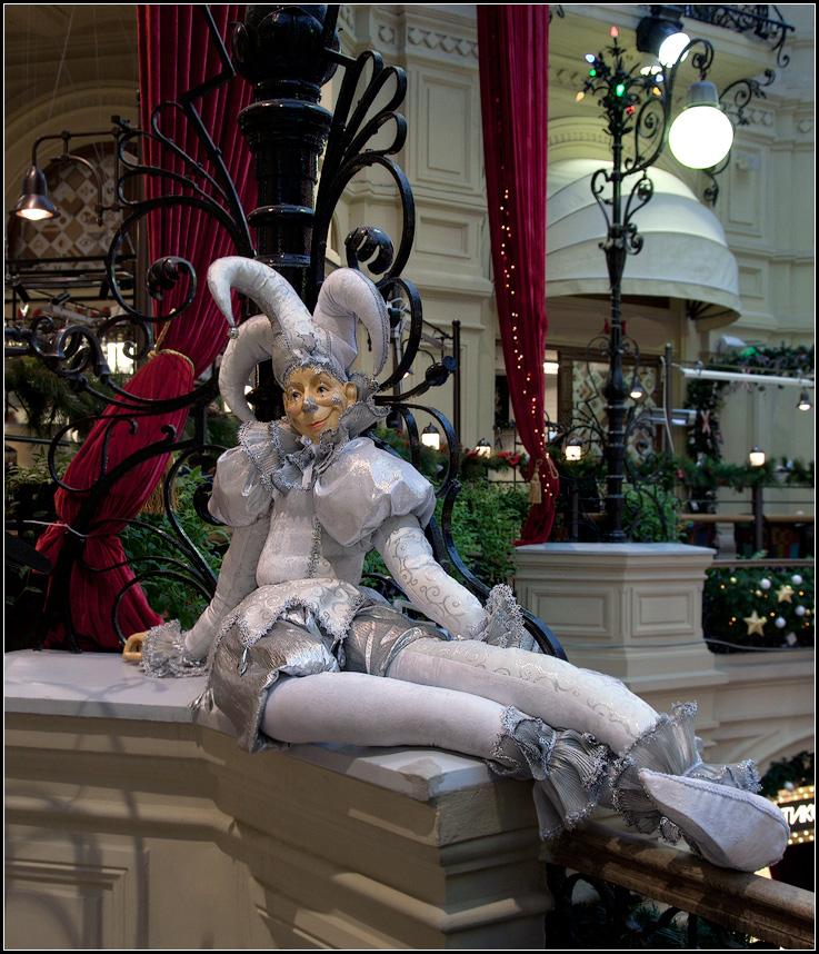 """фото """"Белый клоун"""" метки: разное, интерьер, натюрморт,"""