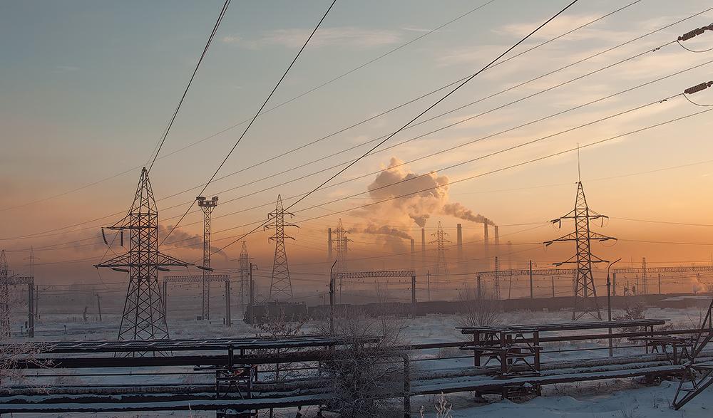 "фото ""Черная металлургия"" метки: пейзаж, город,"