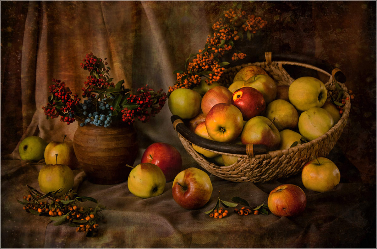 "photo ""Still Life with Apples"" tags: still life, foto liubos, still life"