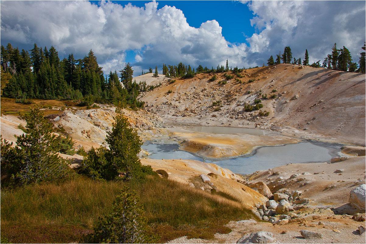 """фото """"Пейзаж с душком"""" метки: пейзаж, Geysers and fumaroles, Гейзеры и фумаролы"""