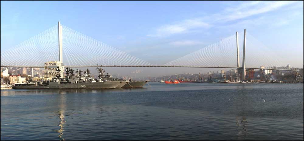 "фото ""***"" метки: пейзаж, зима, море, мост"