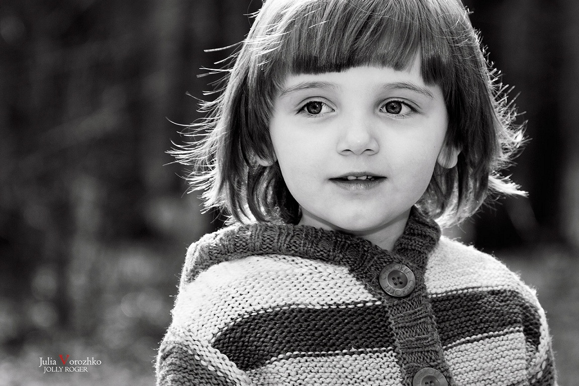 "фото ""Вероника"" метки: портрет, черно-белые,"