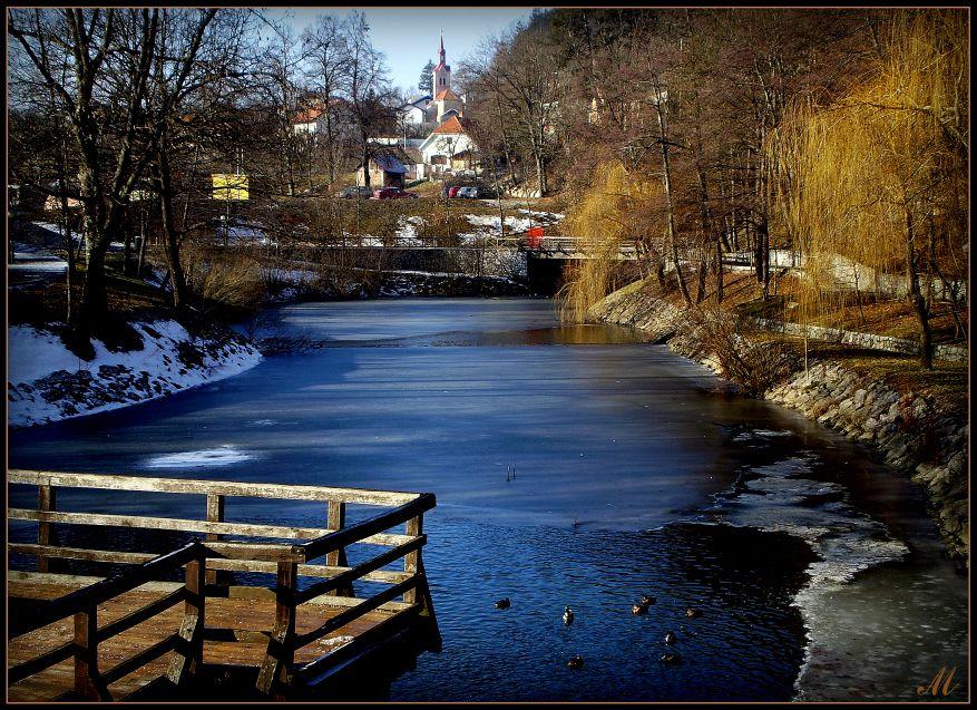 """фото """"An oasis of tranquility"""" метки: пейзаж, путешествия,"""