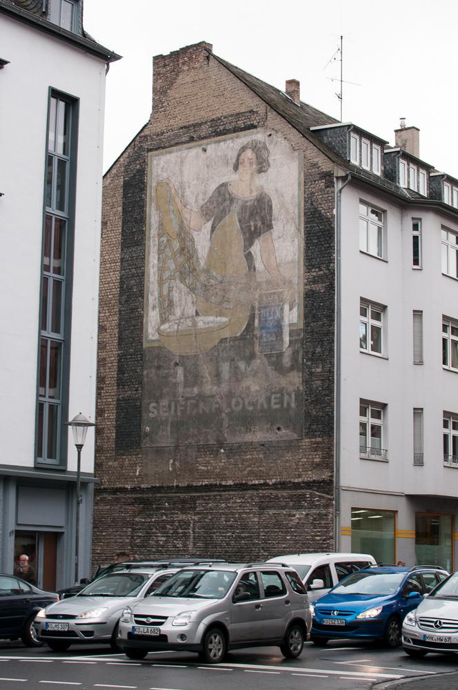 """фото """"Да здравствует мыло душистое и полотенце пушистое"""" метки: архитектура, город, путешествия, германия, реклама"""