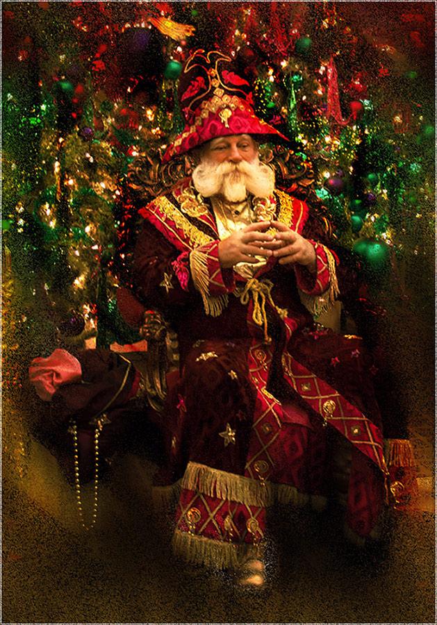 "photo ""Happy new year!"" tags: misc., foto liubos, Новый Год, Поздравление, дед мороз, ёлка"