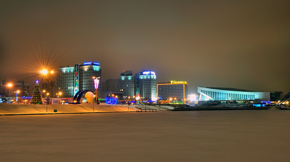 "photo ""***"" tags: city, night, winter"
