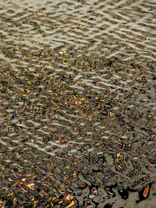 """фото """"aqua"""" метки: абстракция, пейзаж, фрагмент, вода"""
