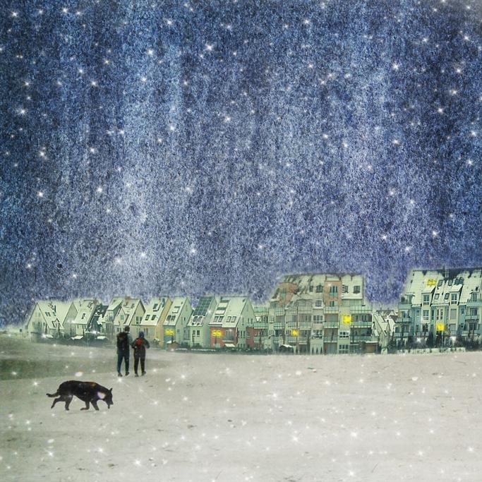 """фото """"***"""" метки: digital art, Европа, зима"""