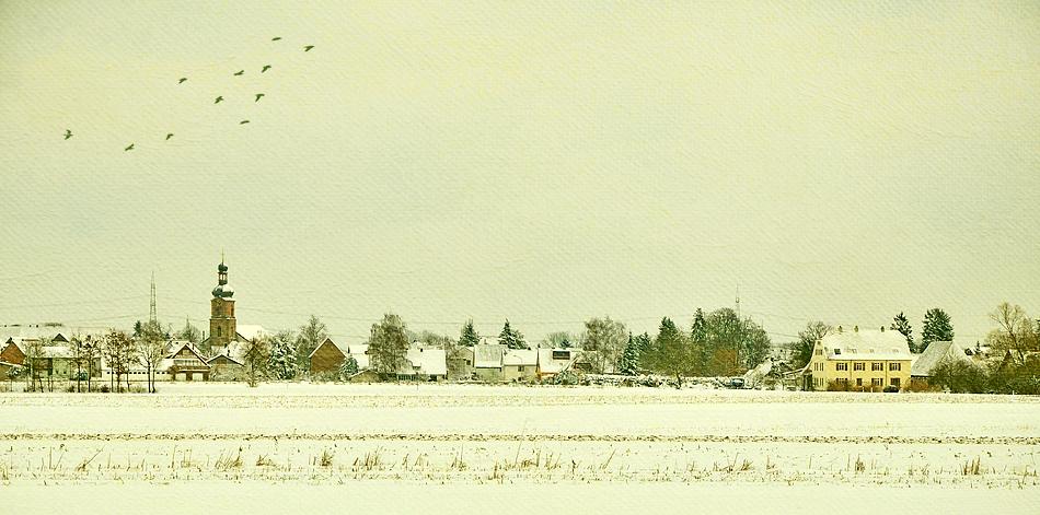 """фото """"***"""" метки: пейзаж, Европа, зима"""