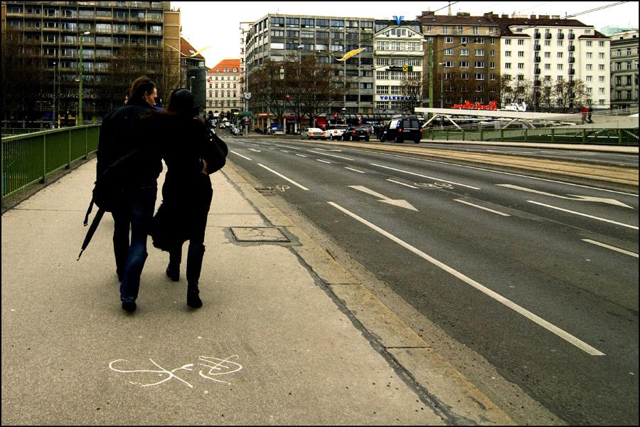 "фото ""From the streets of Vienna ..."" метки: жанр, разное, город,"