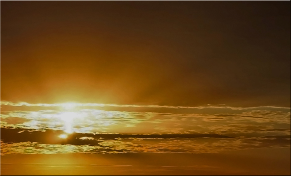 "photo ""West Texas Sunrise"" tags: landscape, panoramic, nature,"