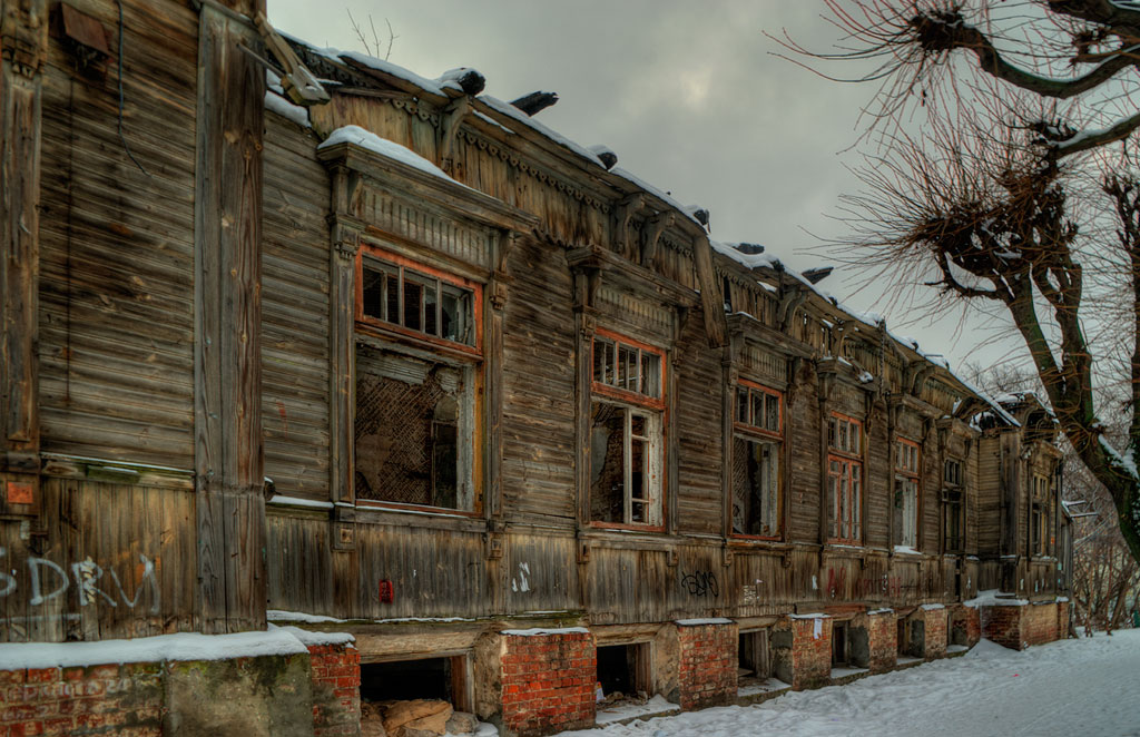 "photo ""Lost places"" tags: architecture, city, misc.,"