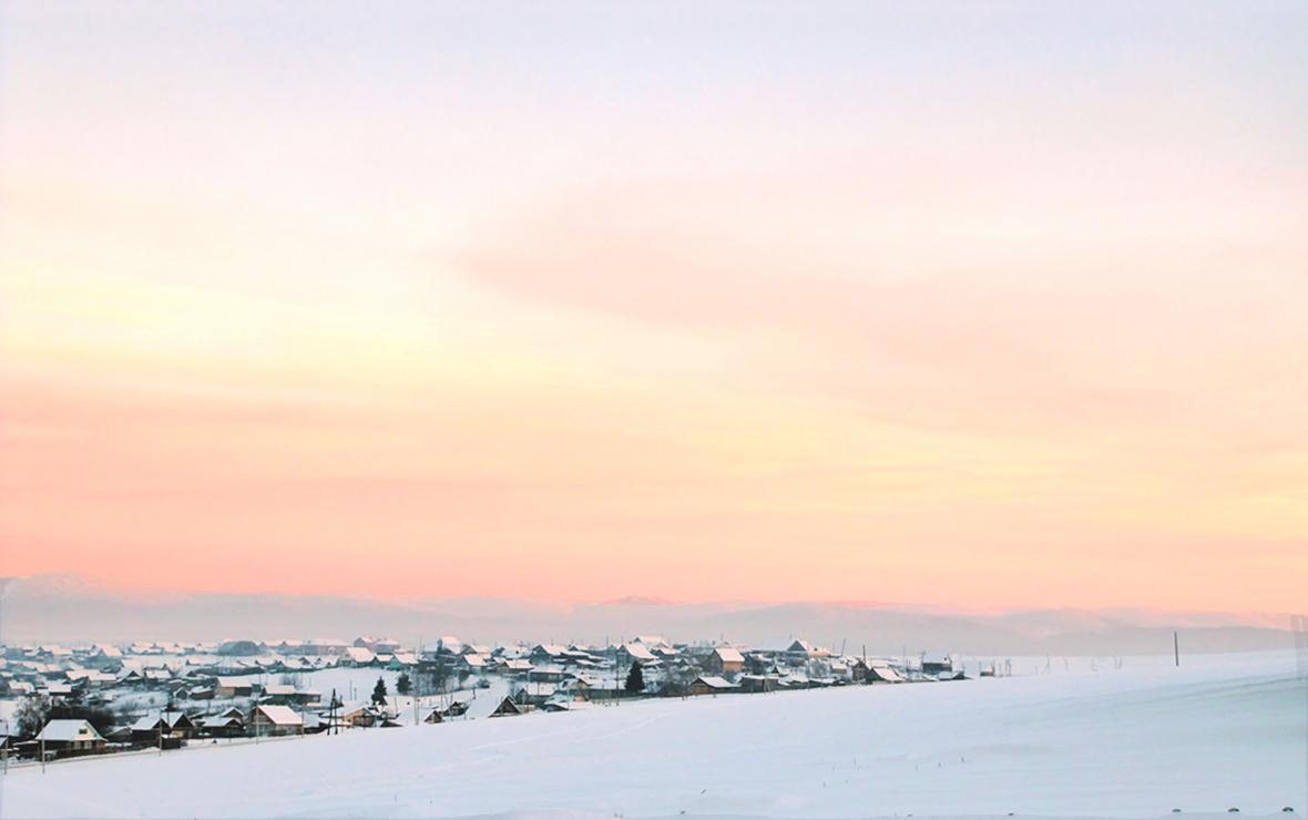 """фото """"г. Белорецк, -35"""" метки: путешествия, природа, пейзаж, Белорецк Верхнеуральск зима мо"""