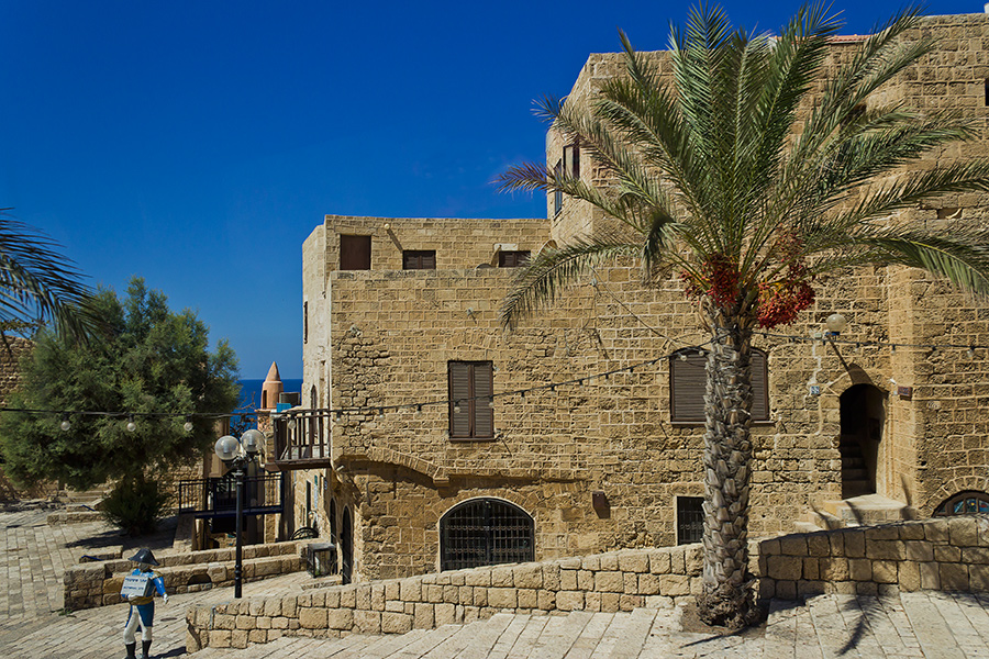 "photo ""***"" tags: landscape, architecture, travel, Israel, Средиземное море, Яффо"