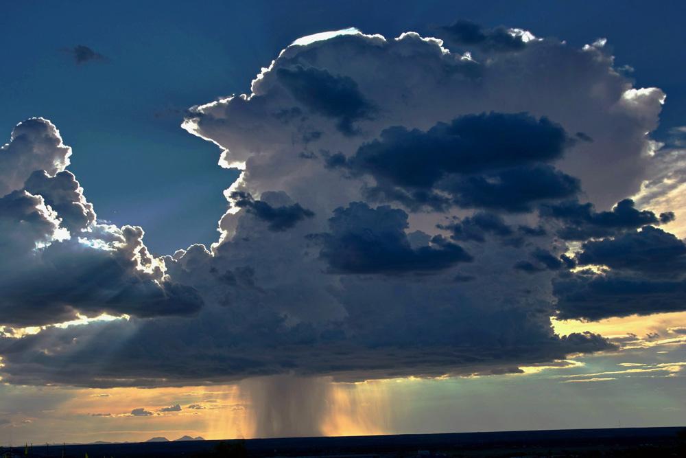 """фото """"Summer Storm Clouds II"""" метки: пейзаж, облака"""