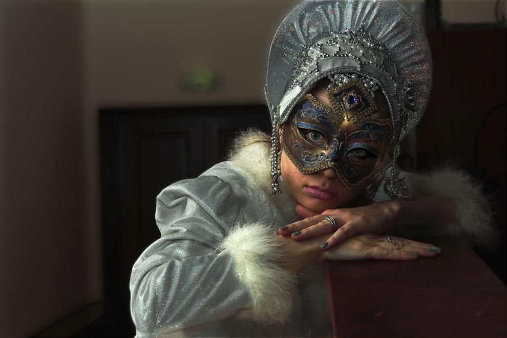 "фото ""Снегурочка"" метки: портрет,"