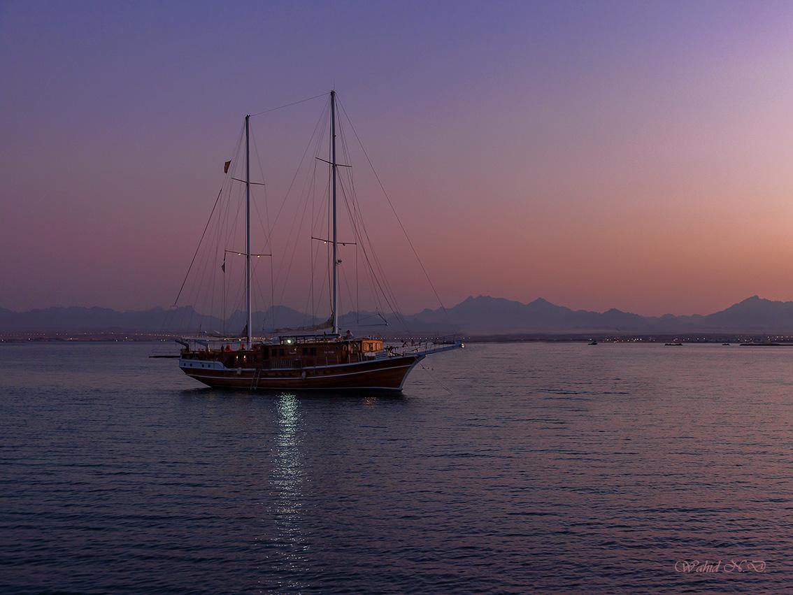 "фото ""Twilight."" метки: пейзаж, путешествия, природа, Африка, вода"