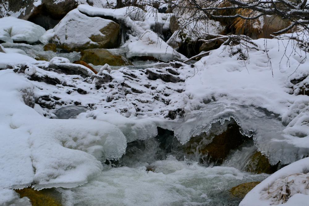 """фото """"Горная река"""" метки: пейзаж, путешествия, природа,"""
