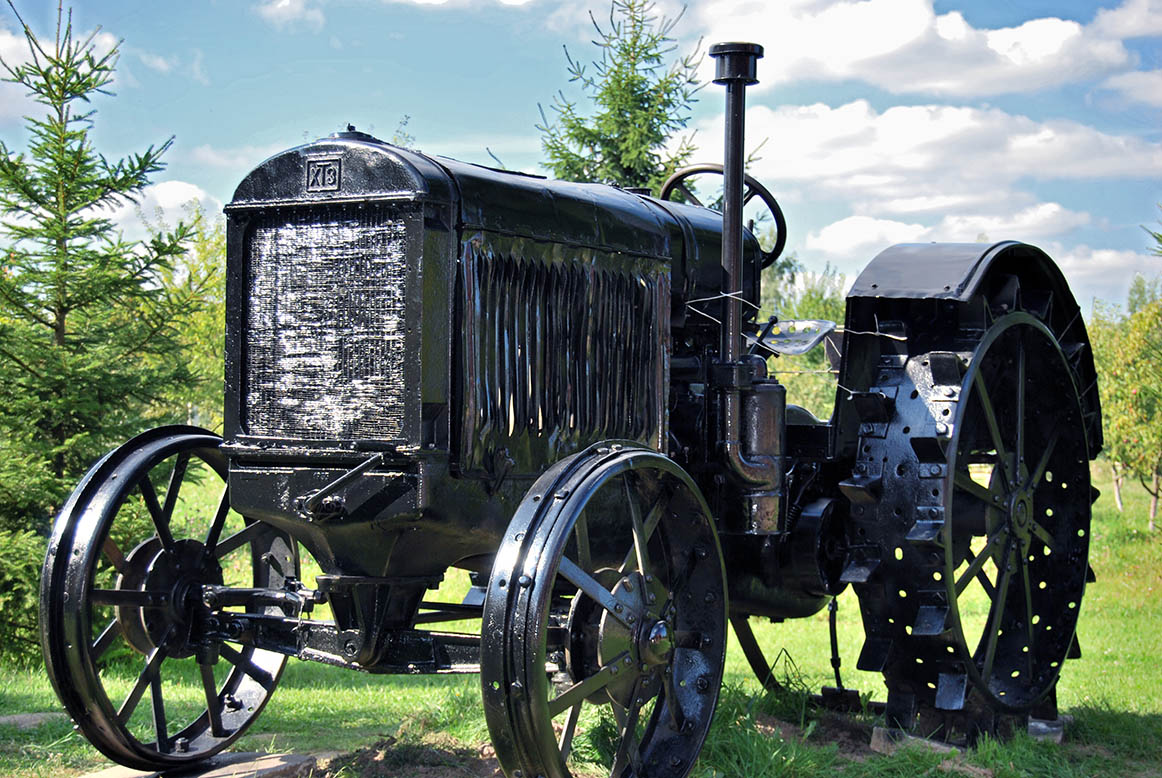 "фото ""Traktor"" метки: путешествия, натюрморт, техника,"