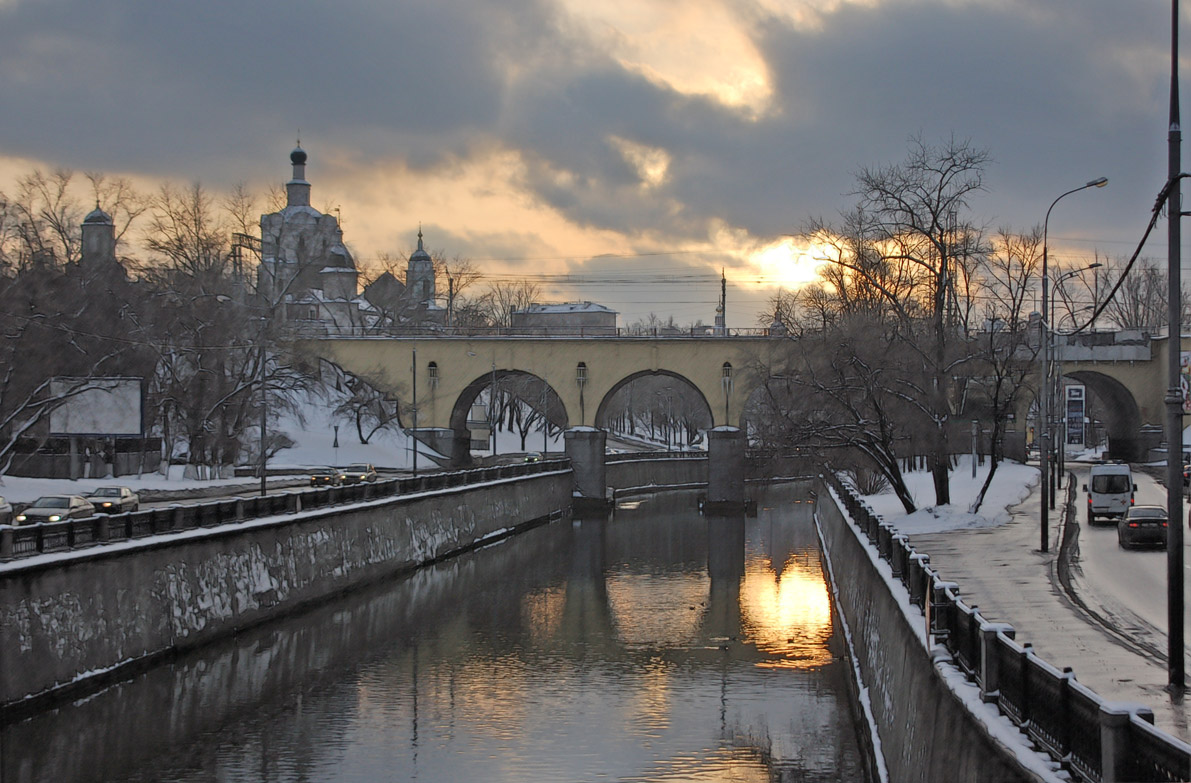 "фото ""Андроников виадук"" метки: город,"