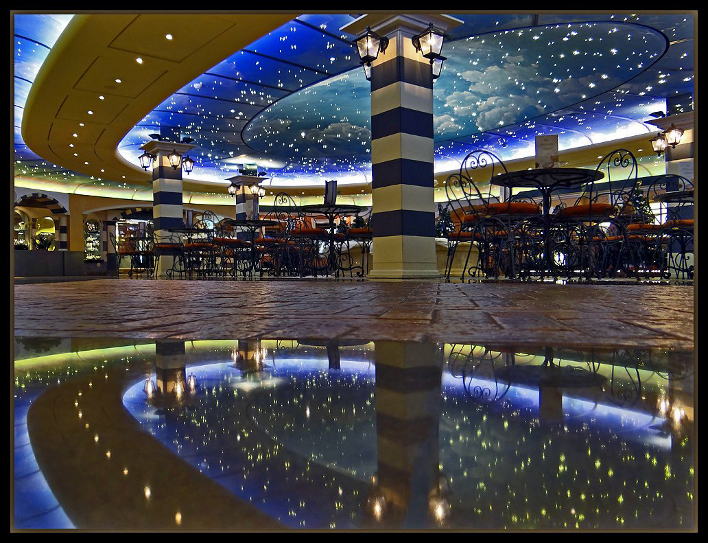 "фото ""MSC Fantasia - Piazza San Giorgio"" метки: архитектура, интерьер, путешествия,"