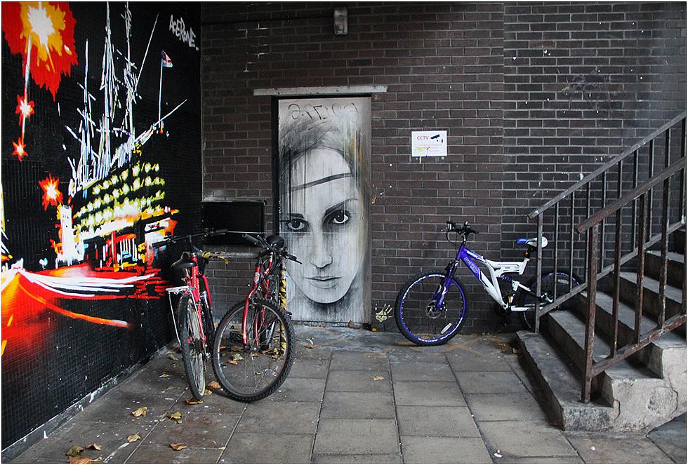"photo ""***"" tags: street, city, грaффити"