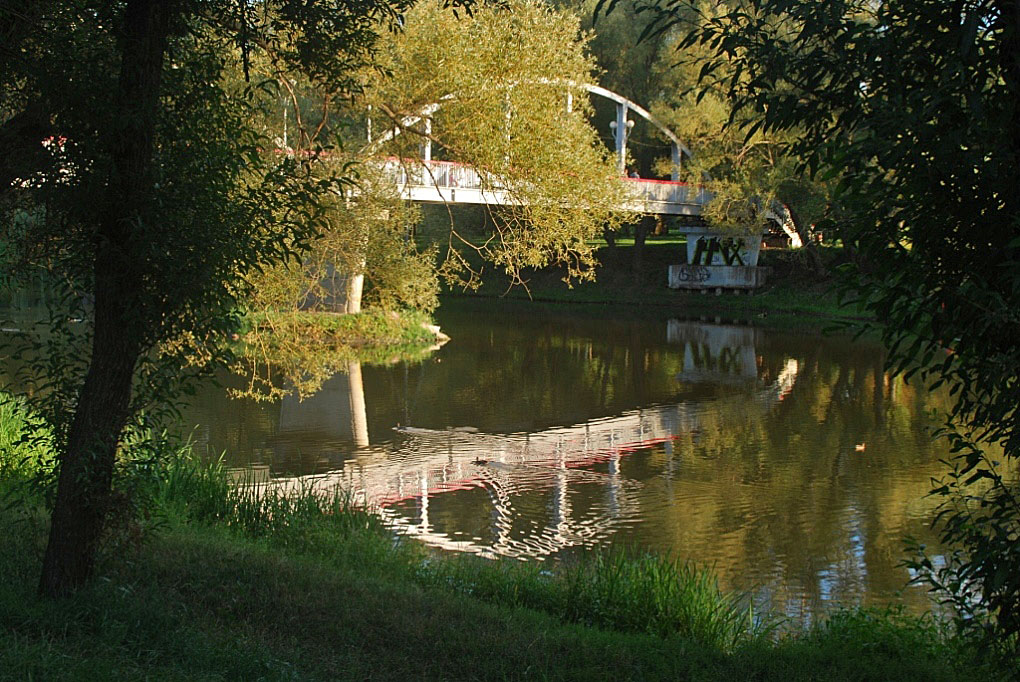 "фото ""Мост через Везелицу"" метки: пейзаж,"