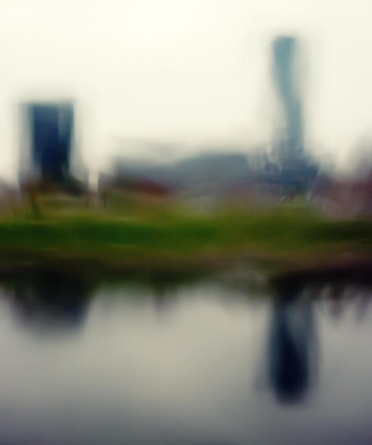 """фото """"***"""" метки: пейзаж, архитектура, город, Европа, Литва, здание, осень, оченькрасиво, почтиШедевр"""