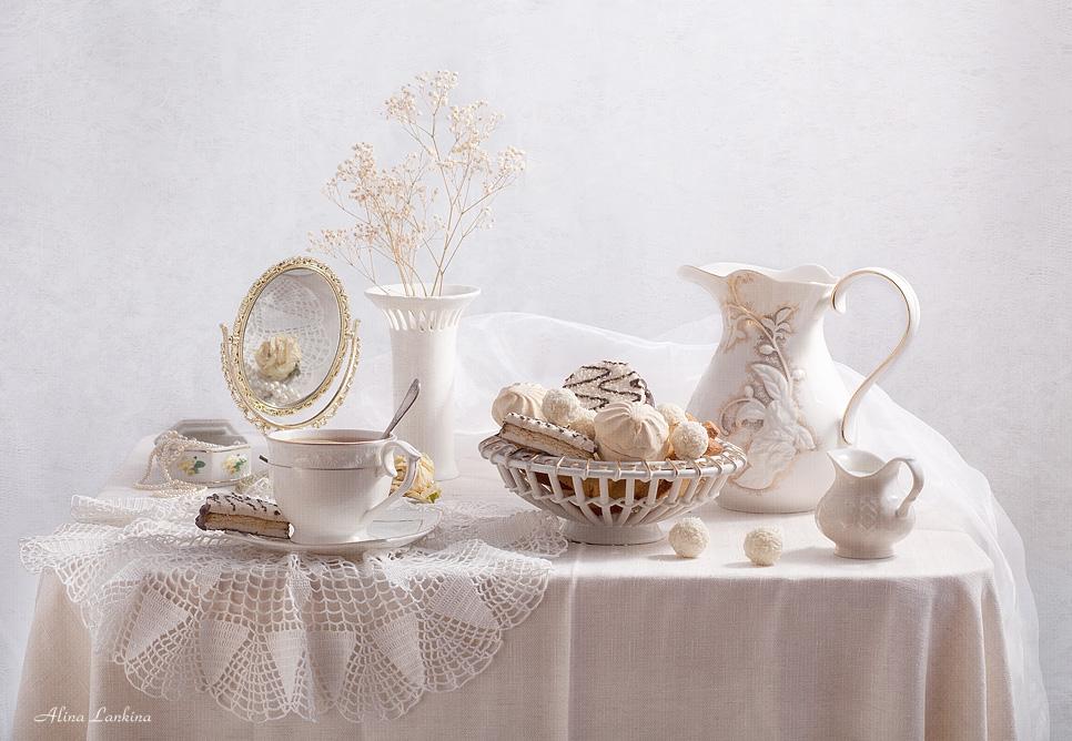 "фото ""White still life"" метки: натюрморт, Whitе, still life, посуда, свет"